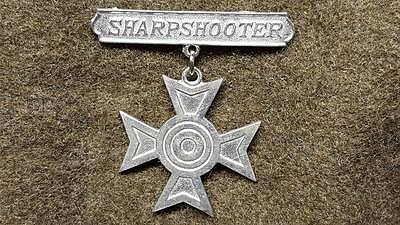 Reproduction WWI US Army, USMC Sharpshooter Shooting Badge