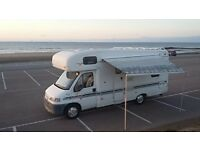 Fiat Autotrail Cheyenne 634 1998 Superb Example sorry to see her go Private Sale.