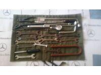 Mercedes tool kit Ponton w120 190 sl 220 SE W111 for best offer