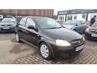 *IDEAL FIRST CAR* VAUXHALL CORSA SXi + TWINPORT 1.2 (2006) - 5 DOOR - LOW MILES - F.S.H - HPI CLEAR!
