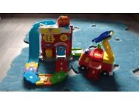 Toot Toot Deluxe Fire Station