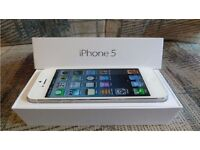 iPhone 5 - 16GB - White - Unlocked - Any Network - Fixed Price