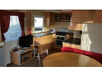 3 bed holiday home to rent in clacton on sea's 4 * park Martello Beach £149 PW