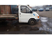 ford transit 190 lwb home made recovery truck