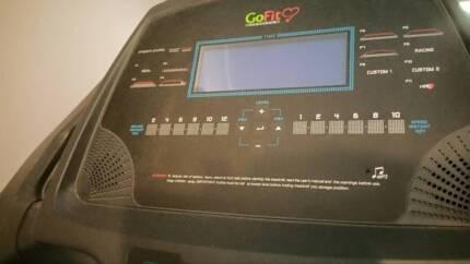 GoFit Platinum Treadmill Camillo Armadale Area Preview