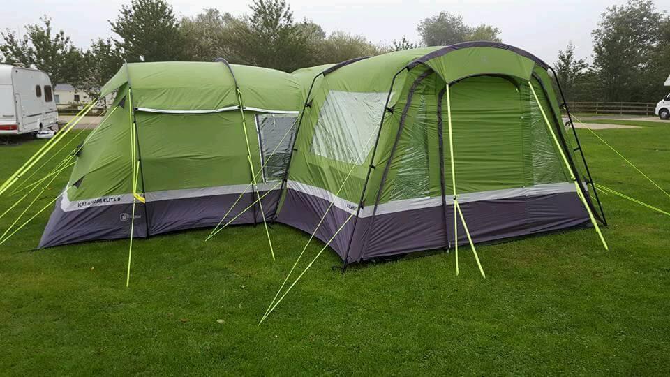 Kalahari Elite 8 Man Tent In Billingham County Durham