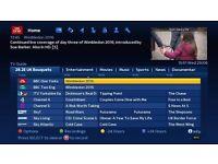 ORIGINAL + 2017 ZGEMMA STAR 2S DVB-S2 TWIN TUNER SATELLITE RECEIVER + 12 MONTHS GIFT
