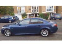 BMW 5 Series 2.0 520d M Sport 4dr quick sale