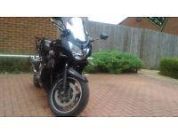 Suzuki bandit 1250 sa k8 gt (2008)