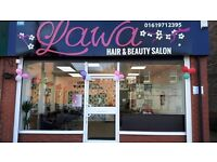 Hair & Beauty Salon £18,000