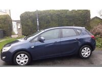 Vauxhall Astra 1.6 for sale Automatic 2010 plate 63000 miles 2 owners Full service History