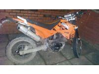 qingqi ,,sinnis 125cc great bike