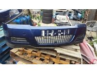 vauxhall vectra sri bumpers and parts