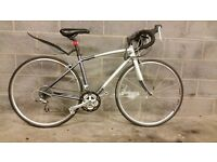 FULLY SERVICED RACER SPECIALIZED DOLCE ALUMINIUM FRAME( SMALL )