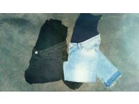 Mothercare Maternity Jeans x 2