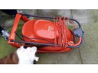 Flymo lawn mower