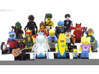 Lego Minifigures 71013 Series 16 Complete (Factory Sealed) Set