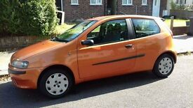 Very nice Fiat Punto. Very low milage MUST SEE