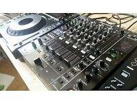 PIONEER DJM 850K 4 CHANNEL MIXER