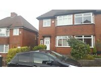 3 bedroom 2 reception semi detached house Green Bank off Wigan Rd