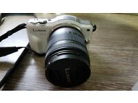 Panasonic LUMIX DMC-GF3K 12.1MP Digital Camera - White