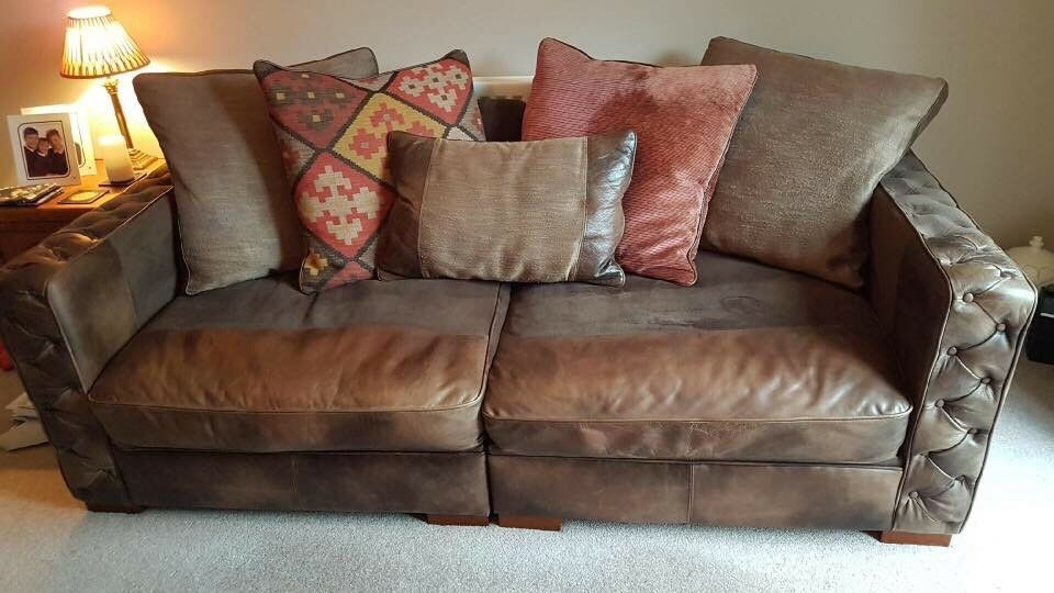 Barker And Stonehouse Laurence Sofa In Redcar North
