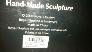 Royal Doulton fine bone China figurine