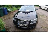 £4500 Audi A3 TDi Special Edition 2008 (57) 86000 miles