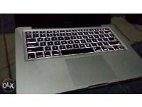 Sell macbook pro 13 inch 2012 i5i5 processor 4gb ram 500gb hhd