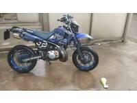 Yamaha dt125-170