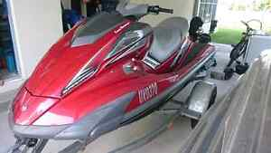 FXSHO SUPERCHARGED YAMAHA JETSKI 2011 Mount Sheridan Cairns City Preview