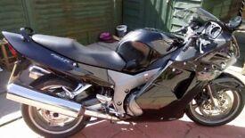Honda Super Blackbird