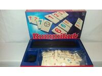 Original Rummikub Classic by Ideal Complete w Instructions