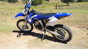 Yamaha WR450f. (swap for quad) Gympie Gympie Area Preview
