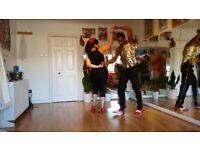 Kizomba and Salsa Classes in East London, with Rangel & Gama