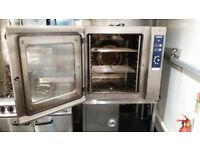 Hobart Rational CD 10 Grid Electric Combi Oven