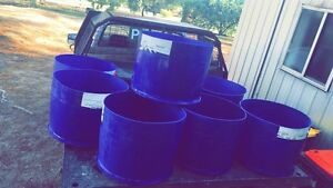 Feed buckets for sale Swanpool Benalla Area Preview