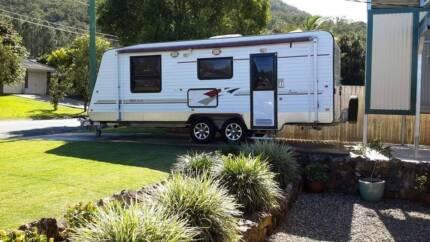 Retreat Caravan Beerburrum Caloundra Area Preview
