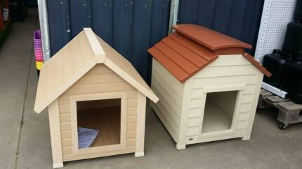 PLASTIC DOG KENNELS Skye Frankston Area Preview