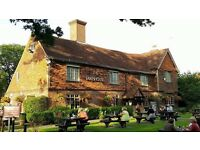 DEMI CHEF DE PARTIE WANTED - For Immediate Start at The Farmhouse in Langshott, Horley