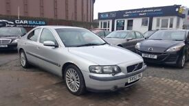 **BARGAIN** TRADE IN TO CLEAR - VOLVO S60 D5 SE AUTO 2.4 (2003) - SALOON - LONG MOT - HPI CLEAR!