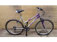 """Ladies mountain bike KONNEKT LIBERTY Frame 19"""" VGC!"""