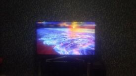 "Samsung LED 3D TV 40"" Perfect Condition"