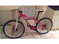 specialized mens mountain bike 24 speed