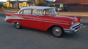 1957 Chevrolet Belair North Adelaide Adelaide City Preview
