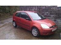 Ford Fiesta, new MOT