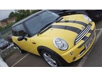 MINI Hatch 1.6 Cooper 3dr SERVICE HISTORY COMES WITH NEW MOT GREAT CONDITION