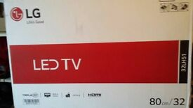 Mint Condition LG 32 inches LED TV (Model 32LH51) for sale - Just 9 months old
