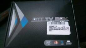 4K FULLY LOADED ANDROID TV BOX