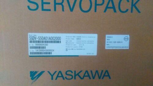 1pc New  Yaskawa Servo Drive Sgdv-550a01a002000